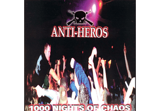 Anti Heros - 1000 Nights Of Chaos - (Vinyl)