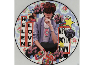 Helen Love - new boy in town / television generation - (Vinyl)