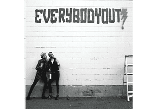 Everybody Out - Everybody Out - (Vinyl)