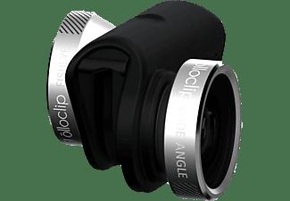 olloclip 4in1 iPhone 6-s(+) Silver-Black (OCEUIPH6FW2MSB)