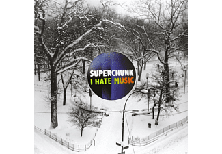 "Superchunk - I Hate Music (Deluxe LP+7"") - (Vinyl)"