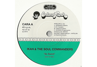 Ikah, THE SOUL COMMANDERS - SO SWEET - (Vinyl)