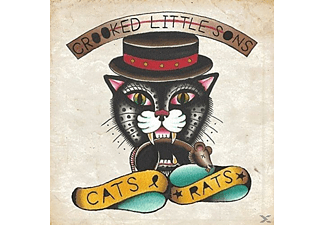 Crooked Little Sons - cats & rats ep - (Vinyl)