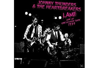 Johnny Thunders, The Heartbreakers - L.A.M.F.-Live At The Village Gate 1977 - (CD)