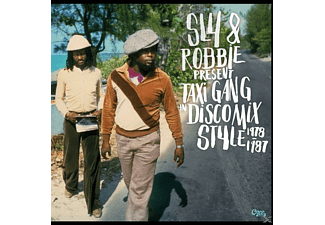 VARIOUS - Sly & Robbie Present Taxi Gang In Discomix Style - (CD)