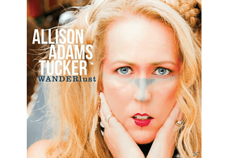 Allison Adams Tucker - Wanderlust - (CD)