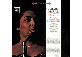 Carmen McRae - Carmen McRae Sings Lover Man And Other Billie Holiday Classics - (CD)