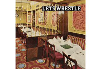 Let's Wrestle - rain ruins revolution - (Vinyl)