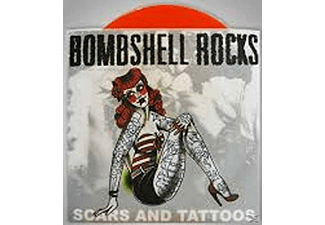 Bombshell Rocks - scars and tattoos - (Vinyl)