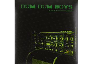 Dum Dum Boys - Alive In The Echo Chamber - (Vinyl)