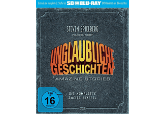 Amazing Stories-Staffel Zwei (SD on Blu-ray) - (Blu-ray)