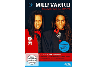 Milli Vanilli - From Fame To Shame - (DVD)