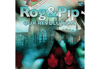 Rog & Pip - Our Revolution - (Vinyl)