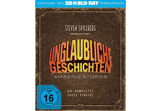 Amazing Stories-Staffel Eins (SD on Blu-ray) - (Blu-ray)