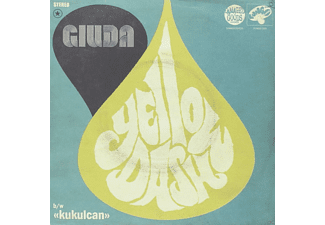 "Giuda - yellow dash 7"" - (Vinyl)"