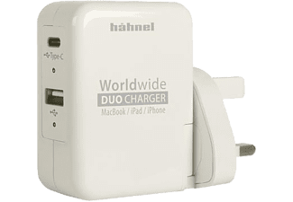 HAHNEL Worldwide Duo Charger