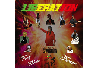 Tony Aiken, Future - Liberation - (CD)