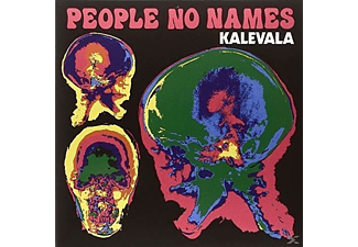 Kalevala - People No Names [Black] - (Vinyl)