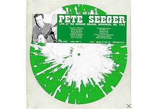 Pete Seeger - Live At The Bowdoin College,Brunsw - (Vinyl)