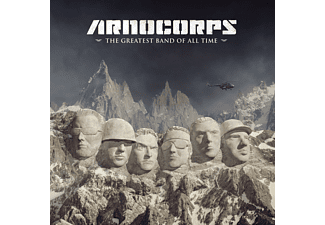 Arnocorps - The Greatest Band Of All Time - (Vinyl)
