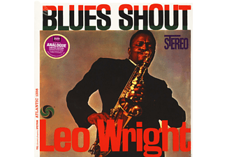 Leo Wright - Blues Shout - (Vinyl)