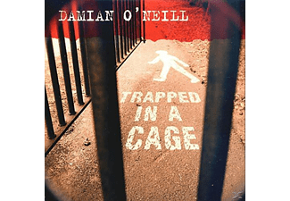 Damian O'neill - 7-TRAPPED IN A CAGE - (Vinyl)