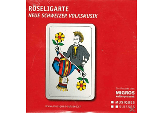 Various - Röseligarte - (CD)