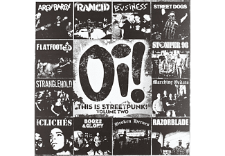 VARIOUS - Oi! This Is Streetpunk! Vol.2 - (Vinyl)