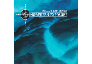 Sascha & John Digweed - Northern Expsoure - (CD)