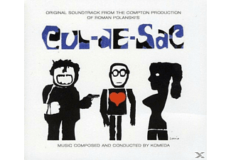 OST/VARIOUS - Cul-de-Sac Soundtrack - (CD)