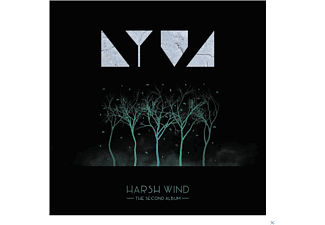 Dyva - Harsh Wind (The Second Album) - (CD)