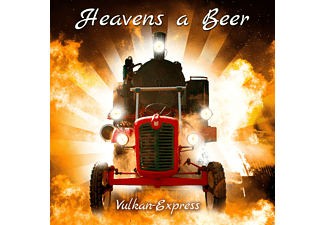 Heavens A Beer - Vulkanexpress - (CD)