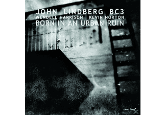 John Lindberg, Various - Born in an urban ruin - (CD)