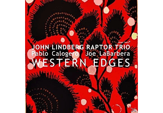 John Lindberg, Raptor Trio - Western Edges - (CD)