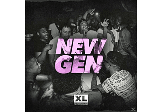 New Gen - New Gen - (CD)