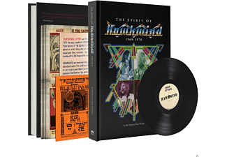 Hawkwind - The Spirit Of Hawkwind 1969-1976 - (Bücher)