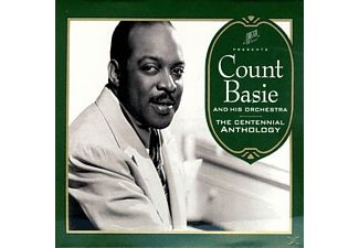 Count Basie, His Orchestra - The Centennial Anthology - (CD)