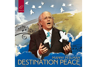 Manny Perlman - DESTINATION PEACE - (CD)