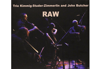 VARIOUS - Raw - (CD)