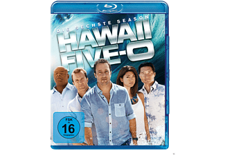 Hawaii Five-0 - Season 6 - (Blu-ray)