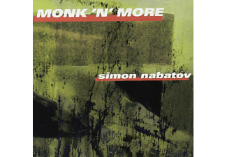 Simon Nabatov - Monk 'N' More - (CD)
