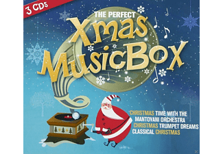 VARIOUS - The Perfect Xmas Music Box [CD]