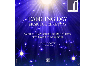 Saint Thomas Choir of Men and Boys, Fifth Avenue, - Dancing Day: Music for Christmas - (CD)