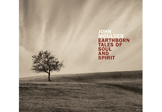 John Moulder - Earthborn Tales Of Soul And Spirit - (CD)