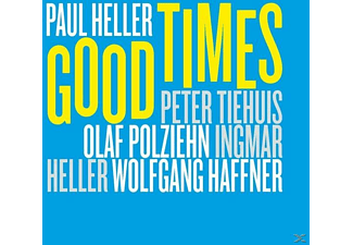 Paul Heller - Good Times - (CD)