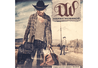 Danny Worsnop - The Long Road Home - (Vinyl)