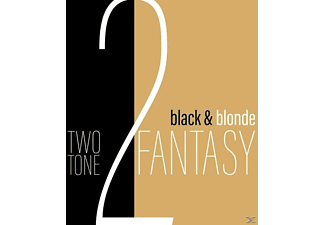 VARIOUS - Black & Blonde - (CD)