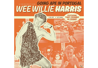 Wee Willie Harris - Going Ape In Portugal - (Vinyl)