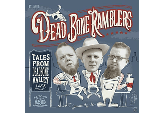 Dead Bone Ramblers - Tales From Deadbone Valley Vol.1 EP (+Bonus CD) - (Vinyl)