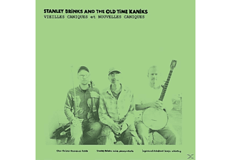Stanley And The Old Time Kaniks Brinks - Close Your Eyes - (LP + Download)
